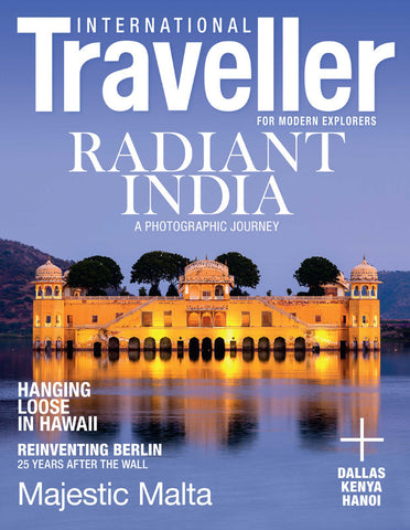International Traveller Issue 09