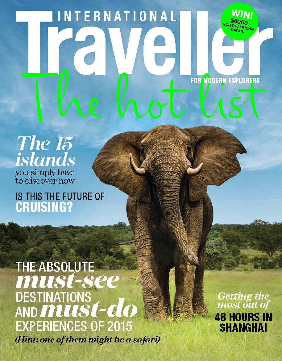 International Traveller Issue 15