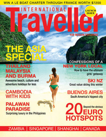 International Traveller Issue 01
