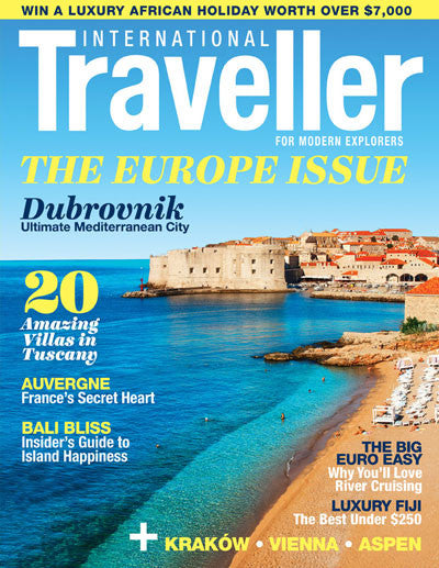 International Traveller Issue 03
