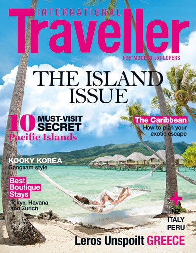 International Traveller Issue 06