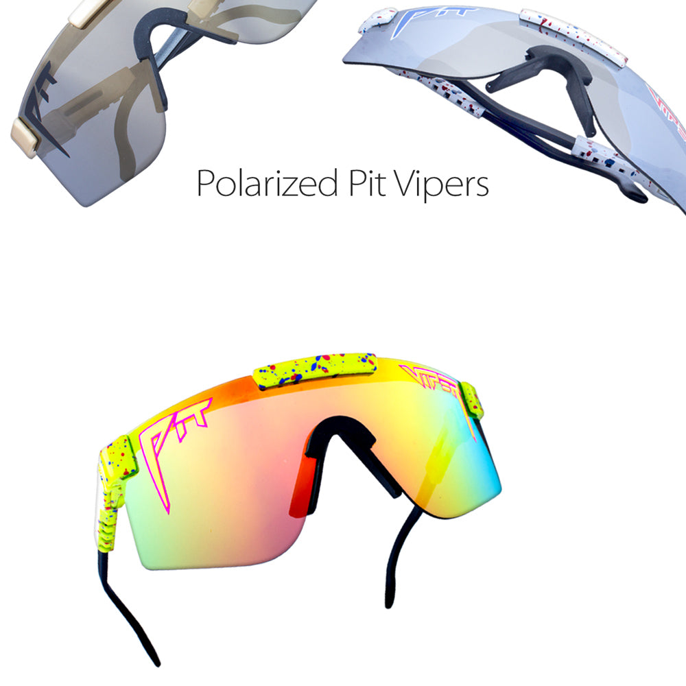 Introducing Polarized Pit Viper Sunglasses