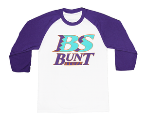 Bunt Stuff Baseball T