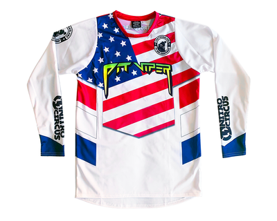The Crash Reel Jersey