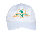 F#%k Golf Hat - White