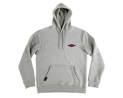 Full Turbo Hoodie - Grey