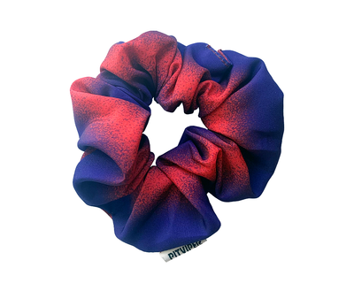 Night Fade Scrunchie