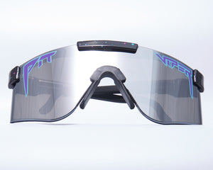 The Midnight Mirror by Pit Viper Sunglasses