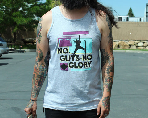 The No Guts, Not Glory Tank