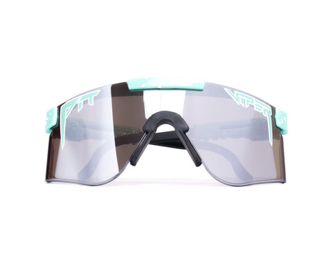 The Poseidon Mirror by Pit Viper Sunglasses