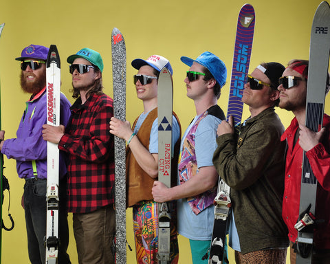 The Squad by Pit Viper Sunglasses