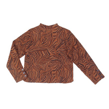 Load image into Gallery viewer, Quilted Shirt - Chocolate