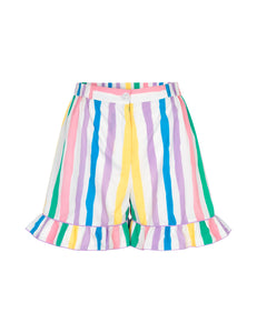 Shorts with Ruffles - Victoria