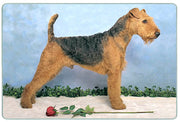 Airedale Terrier Cutting Board
