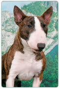 Bull Terrier Cutting Board