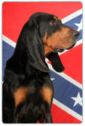 Black & Tan Coonhound Cutting Board