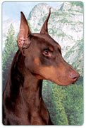 Doberman Pinscher Cutting Board