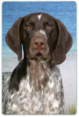 German Shorthair Pointer Cutting Board