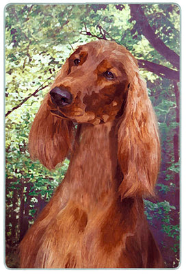Irish Setter Cutting Board