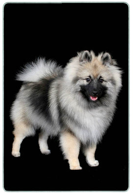 Keeshond Cutting Board