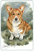 Pembroke Welsh Corgi Cutting Board