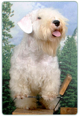 Sealyham Terrier Cutting Board