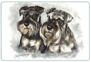 Standard Schnauzer Cutting Board