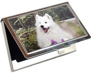 American Eskimo Card Case