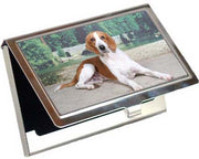 American Foxhound Card Case