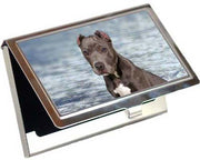 American Staffordshire Terrier Card Case