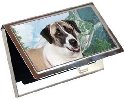 Anatolian Shepherd Card Case
