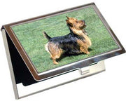 Australian Terrier Card Case