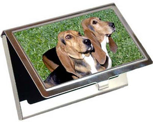 Basset Artesian Normand Card Case