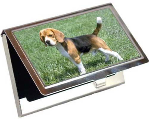Beagle Card Case