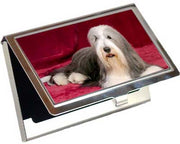 Bearded Collie Card Case