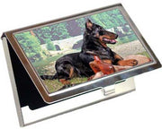 Beauceron Card Case