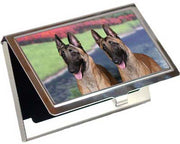 Belgian Malinois Card Case