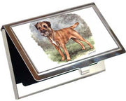 Border Terrier Card Case
