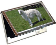 Borzoi Card Case