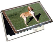 Bracco Italiano Card Case