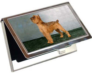 Brussels Griffon Card Case