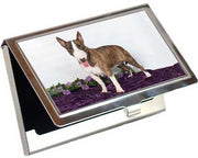 Bull Terrier Card Case