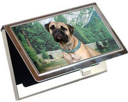 Bullmastiff Card Case