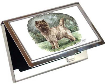 Cairn Terrier Card Case