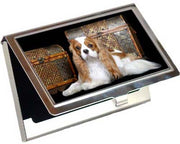 Cavalier King Charles Spaniel Card Case