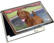 Chesapeake Bay Retriever Card Case