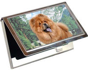 Chow Chow Card Case