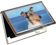 Collie Smooth Card Case