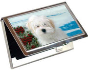 Coton du Tulear Card Case
