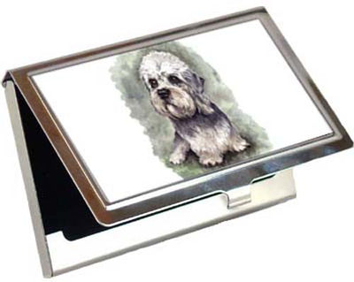 Dandie Dinmont Card Case